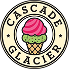 Cascade Clacier ICe Cream from Oregon