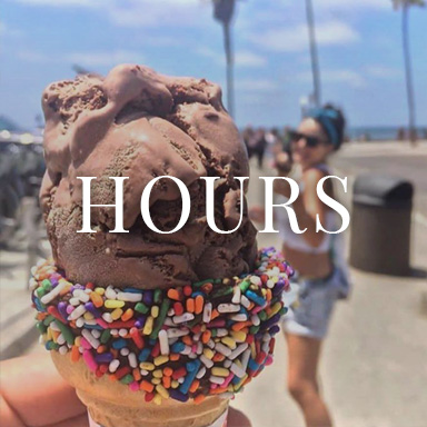 Hours Lighthouse Ice Cream